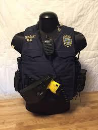 Bulletproof Vest Designer Purdue Police Sergeant Creates Startup After Designing