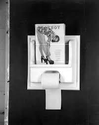 Toilet Paper Holder With Magazine Rack Florida Memory Toilet paper holder and magazine rack by Appolo 28