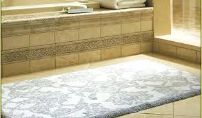bathroom runner pretentious rug breathtaking collection in extra long bath cool rugs runners 24 x 72 bathroom runner