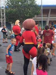 I knew Mrs.Incredible had a fat ass funny