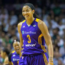 Candace Parker wins Defensive Player ...