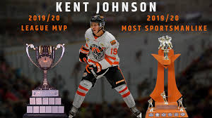Kent Johnson named League MVP and Most Sportsmanlike while Logan Terness  takes home Rookie of the Year award | The Trail Champion