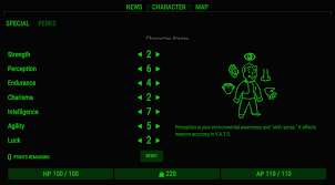 Complete Fallout 4 Perks Chart Guide Build The Perfect