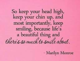 Keep Your Head Up Quotes Stunning Keep Your Head Up Quotes Status Quotes For Whatsapp