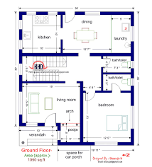 2 bedroom house plans kerala style inspirational home plan for 600 sq ft 20 x30 house