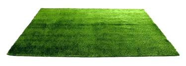 green grass area rug like outdoor for home depot ficial gr fake grass rug