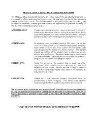 Resume Medical Assistant Badak How To Write A Administrative 548