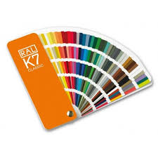 Ral Colour Chart Amazon Ral K7 Colour Shade Chart Fan Deck 213 Ral Classic Cards 2019 Edition