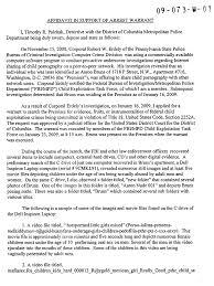 Sample Affidavit Extraordinary 48 Images Of Arkansas Arrest Warrant Affidavit Template