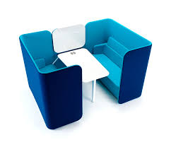 office pod furniture. Pod Meeting Image 2 - Medium Sized Office Furniture O