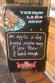 Restaurant Chalkboards 24 Hilarious Restaurant Chalkboard Signs Food Network Canada