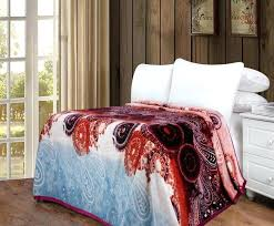 luxe bedding bedding paisley dreams fl burdy cozy plush fleece flannel throw blanket luxe versailles bedding luxe bedding