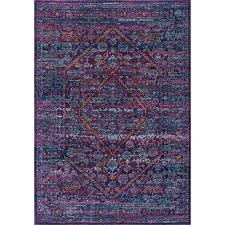 shop nuloom persian mamluk diamond purple rug 5u0027 x 7u00275 5u0027 7u00275 on sale free shipping today overstockcom 12184402 purple rug s62 purple