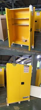 170 litres hazardous flammable storage
