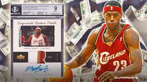 More awesome lebron james card collections. Lebron James Rookie Card Smashes Record With 5 2 Million Sale