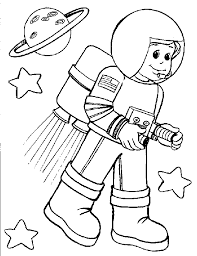 Small Picture astronaut coloring pages for preschool Astronauts Coloring Pages