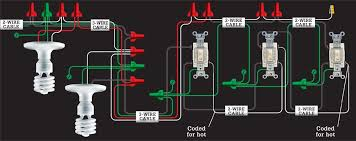 circuit maps the complete guide to wiring black decker cool ceiling fan light fixture controlled by ganged switches fan at end of cable run