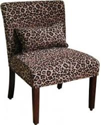 leopard print office chair. slipper chair home living room indoor furniture decor accent leopard print office