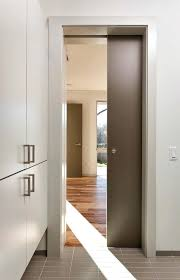 sliding french pocket doors. Simple Doors Pocket Door Hardware Notice The Flush Tile To Wood Transition I Love That  Detail And Do   Throughout Sliding French Pocket Doors L