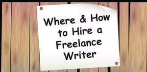 Resources for Hiring a Freelance Writer   HuffPost Online Writing Jobs Freelance Writer Fees  Quality and ROI
