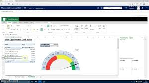Excel Crm Templates Demo Crm 2016 Excel Templates Youtube