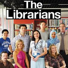 The Librarians 1.Sezon 8.Bölüm