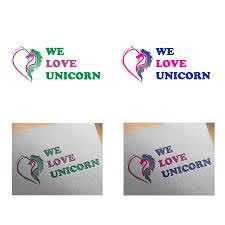 Entry 25 By Alphacreations17 For Design Unicorn Logo Freelancer