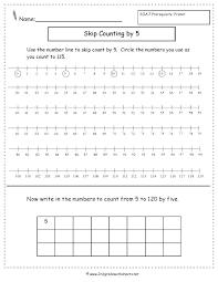 Kindergarten Worksheet Worksheets Counting To Number For 1 Of ...