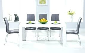 high gloss dining chairs white dining set the most high gloss dining table sets great furniture