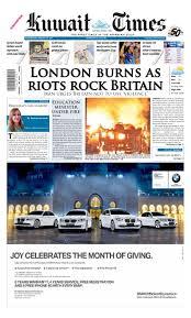 10 Aug by Kuwait Times - issuu