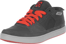 spitfire shoes. five ten spitfire casual shoes grey