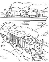 It's another way for them to engage with their favorite characters in a creative way. Kids N Fun Com 56 Coloring Pages Of Thomas The Train