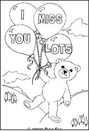 Printable Get Well Soon Colouring Pages