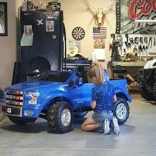 Power Wheels Tonka Dump Truck Battery Blue Ford For Sale In Queen ...