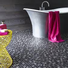 blue mosaic bathroom lino brightpulse us vinyl flooring bathroom rhino floor mount 3 piece tub