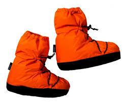 <b>Чуни Red</b> Fox <b>пуховые</b> II оранжевые, размер S купить в интернет ...