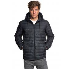 mens scaly block hooded jacket eqyjk03426 quiksilver