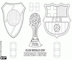 Logo Fc Barcelona Kleurplaat 11 Pics Of Barcelona Soccer Logo