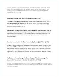 Vitae Vs Resume New Curriculum Vitae Format For Job Luxury Usa Resume Format Resume
