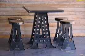 industrial furniture table. Exellent Table A Frame Dining Table Throughout Industrial Furniture