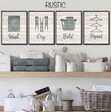 Laundry room printables