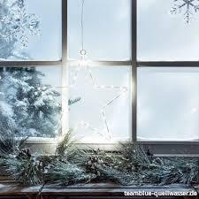 Led Stern Fensterbild Weihnachten Fensterdeko Zeitschaltuhr
