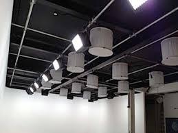 open ceiling lighting. moreceilinglights studios open ceiling lighting
