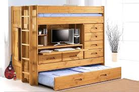 full over bunk beds with trundle and drawers fun ideas bed girls