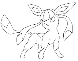 Pokemon Coloring Pages Eevee Evolutions At Getdrawingscom Free