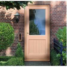 EXTERIOR Hemlock 2XG Door - Fit Your Own Glass