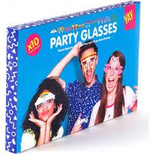 <b>Бумажные очки для</b> вечеринок Doiy Crazy glasses | www.gt-a.ru