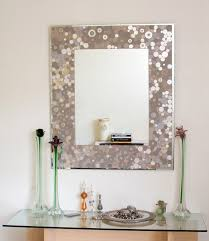 Diy Large Wall Mirror Beautiful Decorating Mirror Frames Contemporary Awesome Design