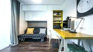 home office bedroom combination. Living Room And Bedroom Combined Office Combination Home Combo Beautiful New Guest .