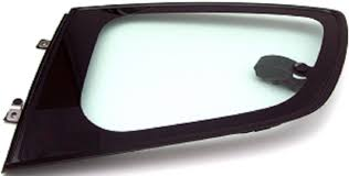 Quarter Glass Driver Side Mazda RX8 2 Door Coupe 2004-2008